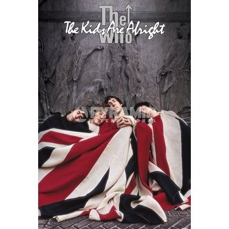 plakát The Who - The Kids Are Alright - Pyramid Posters, PYRAMID POSTERS, Who