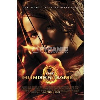 plakát Neca - Hunger Games - Pyramid Posters - PP32756