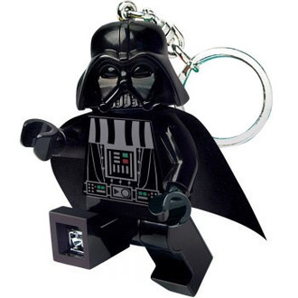 přívěšek na klíče STAR WARS - Mini-Flashlight - Darth Vader