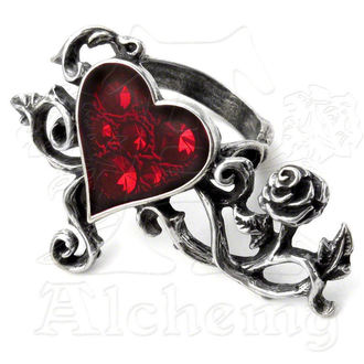 prsten Bed Of Blood Roses - ALCHEMY GOTHIC - R180