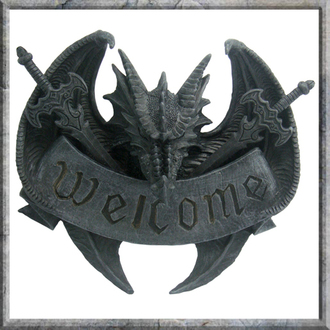 dekorace All Dragons Welcome