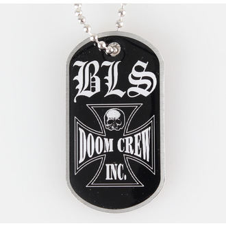 obojek (psí známka) Black Label Society - Doom Crew - RAZAMATAZ, RAZAMATAZ, Black Label Society