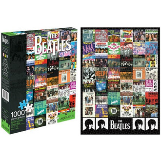 puzzle The Beatles - Jigsaw Singles, Beatles