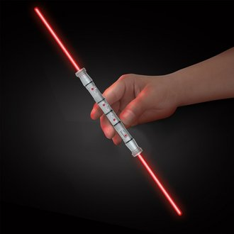 světelný meč  STAR WARS - Science Mini Lightsaber - Darth Maul, STAR WARS
