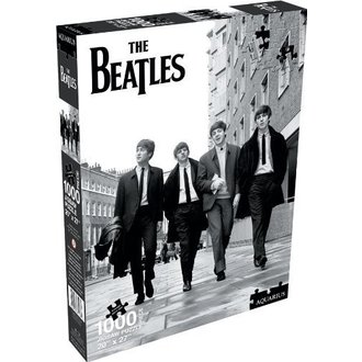 puzzle The Beatles - Jigsaw Puzzle Street, Beatles