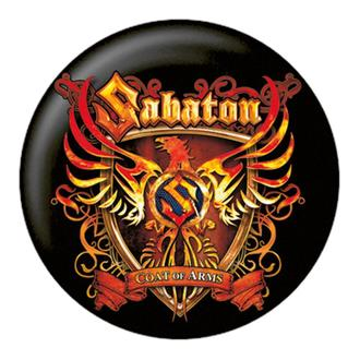 placka Sabaton - Coat Of Arms - NUCLEAR BLAST - 168941