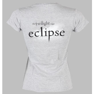 tričko dámské Twilight - Eclipse - Cullen Crest In Eclipse - LIVE NATION, LIVE NATION