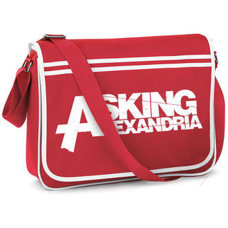 taška Asking Alexandira - Logo Red - PLASTIC HEAD - PHBAG029