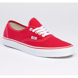 boty pánské VANS - Authentic - Red - VEE3RED