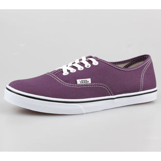 boty VANS - Authentic - Sweet Grape/True White