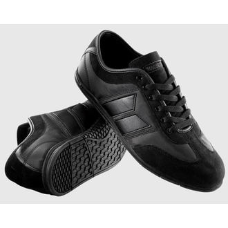 boty MACBETH - Brighton - Black/Black Synthetic Suede&Retro Nylon