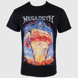 tričko pánské Megadeth - Countdown To Extinction - Black - LIVE NATION, LIVE NATION, Megadeth