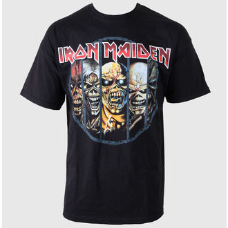 tričko pánské Iron Maiden - Eddie Candle - 02MB05, ROCK OFF, Iron Maiden