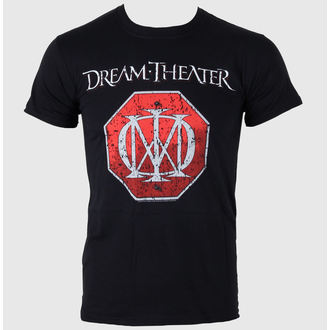 tričko pánské Dream Theater - Logo - LIVE NATION, LIVE NATION, Dream Theater