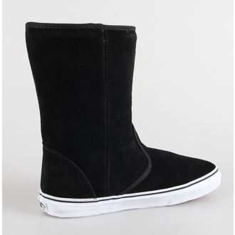 boty VANS - U SLIP-ON  Boot - (Suede) black