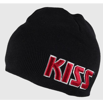 kulich Kiss - Red on White Logo - ROCK OFF - KISSBEAN03GM