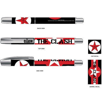 propiska The Clash - Star & Stripes - ROCK OFF - CLPEN01