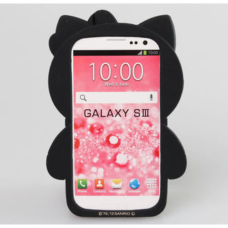 obal na mobil Hello Kitty - Samsung Galaxy 3, HELLO KITTY