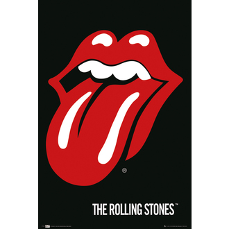 plakát The Rolling Stones - Lips - GB posters, GB posters, Rolling Stones