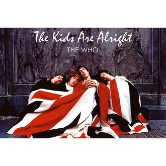 plakát The Who - The Kids Are Alright - LP1650