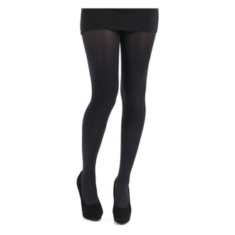 punčocháče PAMELA MANN - 80 Denier Tights - Black - PM012