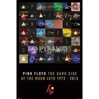 plakát Pink Floyd - Dark Side Of The Moon - PYRAMID POSTERS, PYRAMID POSTERS, Pink Floyd