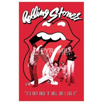 plakát Rolling Stones - It´s Only Rock N Roll - PYRAMID POSTERS - PP33210