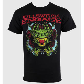 tričko pánské Killswitch Engage - Dragon - Black - BRAVADO - 95141047