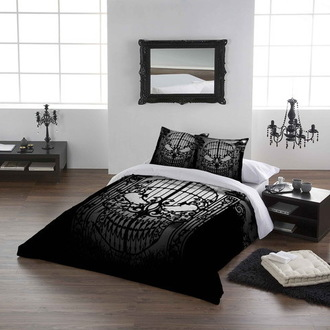 povlečení ALCHEMY GOTHIC - Abandon No Hope - Double Duvet Set - ALAHHDD