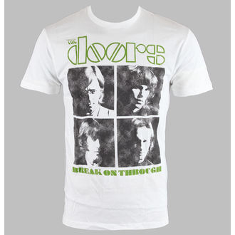 tričko pánské The Doors - Break On Thru - Wht - BRAVADO - 30321023