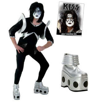kostým KISS - Authentic Spaceman Rock The Nation Costume, Kiss