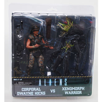 figurka Alien - Hicks vs. Battle Damaged Blue Warrior