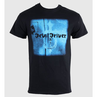 tričko pánské Devil Driver - I Could Care Less - Black - KINGS ROAD, KINGS ROAD, Devildriver