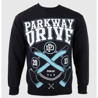 mikina pánská Parkway Drive - Axe - Black - KINGS ROAD, KINGS ROAD, Parkway Drive