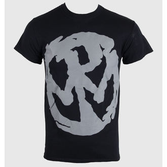 tričko pánské Pennywise - Large Gray Logo - Black - KINGS ROAD, KINGS ROAD, Pennywise