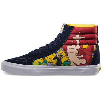 boty VANS - SK8-HI Reissue (The Beatles) - Faces Dres - VQG2C6D
