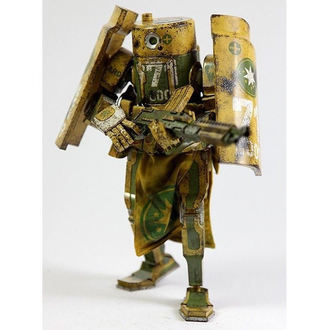 figurka World War Robot - Aus Republic