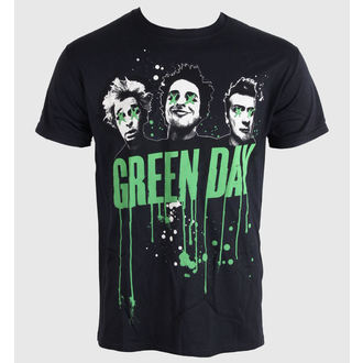 tričko pánské Green Day - Drips - Black - BRAVADO EU, BRAVADO EU, Green Day