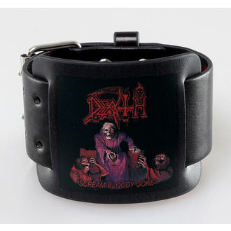 náramek Death - Scream Bloody Gore - RAZAMATAZ - LW006
