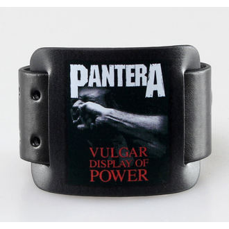 náramek Pantera - Vulgar Display Of Power - RAZAMATAZ - LW018