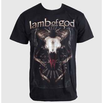 tričko pánské Lamb Of God - Tech Steer - PLASTIC HEAD - PH8197