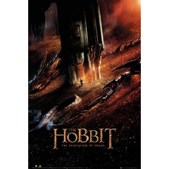 plakát Hobit - Desolation of Smaug Dragon - GB posters - FP3282