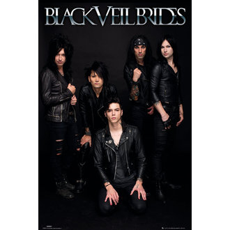 plakát Black Veil Brides - Band - GB posters, GB posters, Black Veil Brides
