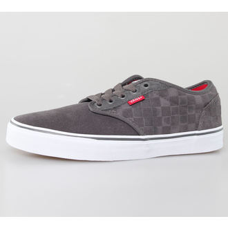 boty VANS - M Atwood - Suede Checker - VXB0DYB