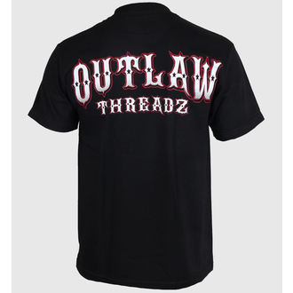 tričko pánské Outlaw Threadz - Fallen, OUTLAW THREADZ