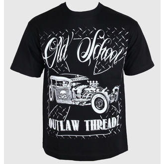 tričko pánské Outlaw Threadz - Old School, OUTLAW THREADZ