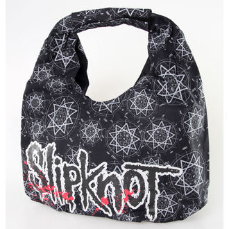 kabelka (taška) Slipknot - Canvas Logo - Black - BRAVADO, BRAVADO, Slipknot