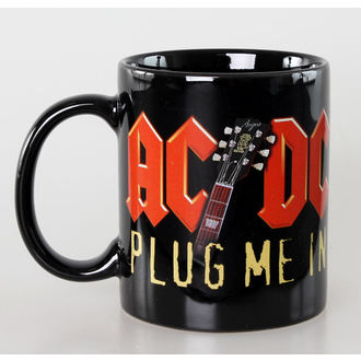 hrnek AC/DC - Plug Me In - Ceramic - ROCK OFF - ACDCMUG04