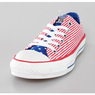 boty CONVERSE - Chuck Taylor All Star - Red/White/Blue, CONVERSE