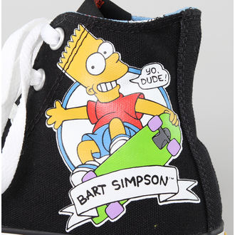 boty CONVERSE- The Simpsons - Chuck Taylor All Star - Black/Multi